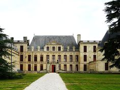 Oiron Chateau, Loire Valley, France