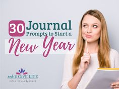 Do you want to practice the habit of daily journal writing? The new year is a great time to reflect and evaluate the previous year. Journal Prompts, Daily Journal, Bullet Journal, Christian Women, Christian Living, Spiritual Disciplines, Keeping A Journal, Something To Remember, Study Help