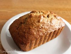 Oh My Banana Bread Recipe!