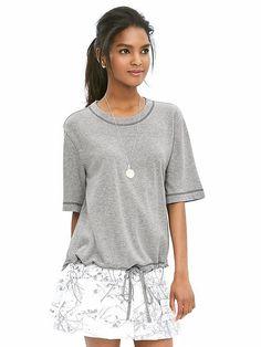 Heritage Drawstring Sweatshirt