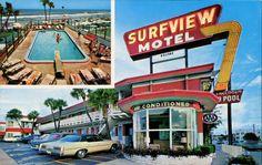 Surfview Motel, Daytona Beach, Florida | Flickr - Photo Sharing!