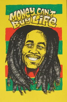 Bob Marley Last Words no. 5 limited edition por DavidWittArt