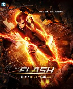new cartaz the flash - Pesquisa Google