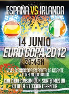 Eurocopa 2012 - Sala Attico