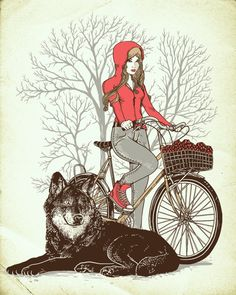 Red & Wolf. Alex Solis