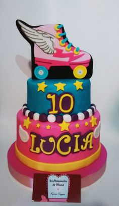 "Torta de ""Soy Luna""│Cake - ""Soy Luna"""