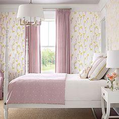 Girl's Bedroom - Laura Ashley