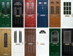 Composite doors are the lastest technology in doors, with strength, security and style as standard.There are over twenty composite door designs to choose with different matchable colors and tested against extreme weather, intrusion and extreme use with timely delivery within 7 working days.