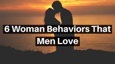 6 Woman Behaviors That Men Love - Love Talk Confidential Make A Man, Man In Love, Just Love, Forgiveness Scriptures, Different Planets, Fall For You, Marriage And Family, Reading Time, Behavior