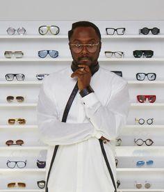 Will.i.am introduces ill.i Optics eyewear collection
