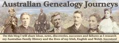 Australian Genealogy Journeys
