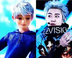 I think I found JACK FROST :D