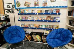 5th grade reading corner.