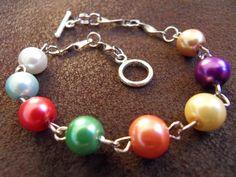 Mormon LDS Young Women values bracelet... YW activity idea?