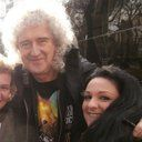 Queen Guitarist, Queen Brian May
