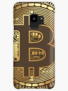'Bitcoin' Case/Skin for Samsung Galaxy by Bitcoin Account, Buy Bitcoin, Iphone Wallet, Iphone Cases, Crypto Money, Crypto Currencies, Porsche Logo, Cryptocurrency, Galaxies