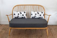 Ercol Windsor 2 Seater Sofa in incredible condition Ercol Furniture, House Furniture, Sofa Ideas, 2 Seater Sofa, West London, Mid Century Furniture, Uk Shop, Kingston, Windsor