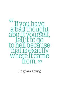 brigham young quote
