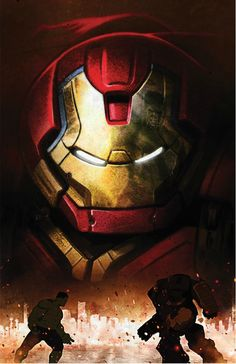 Some Awesome New AVENGERS: AGE OF ULTRON Promo Art From Fathead Wall Decals