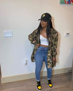 81 cute fall outfits that will make you look an amazing 11 Cute Swag Outfits, Tomboy Outfits, Chill Outfits, Teen Fashion Outfits, Dope Outfits, Simple Outfits, Stylish Outfits, Summer Outfits, Outfits For Black Girls