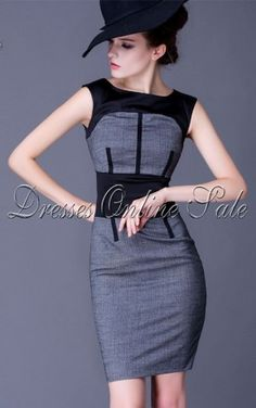 Remarkable dress for business and pleasure purposes