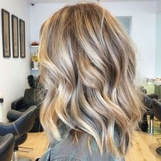 In some lighting it's blonde. In others it's golden brown. This transformative hair color trend is called golden bronde—and it's the perfect warm-toned hair color that can be adjusted to work on all skin tones. #hair #hairstyle #ringlets #hairstyles #pigtails