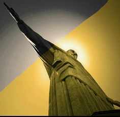 Rio standbeeld
