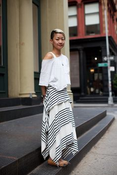 Next long skirt to be in fashion!