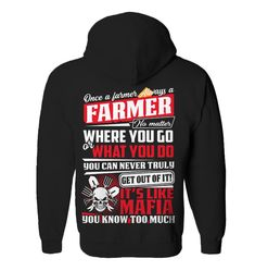 Are you looking for Farmer T Shirt, Farmer Hoodie, Farmer Sweatshirts Or Farmer Slouchy Tee and Farmer Wide Neck Sweatshirt for Woman And Farmer iPhone Case? You are in right place. Your will get the Best Cool Farmer Women in here. We have Awesome Farmer Gift with 100% Satisfaction Guarantee.