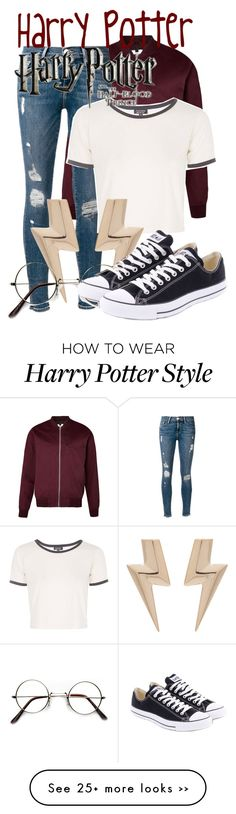 """Harry Potter"" by emilyenchanted on Polyvore"