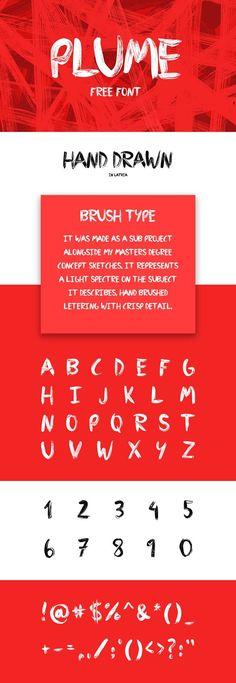 https://befonts.com/plume-brush-font.html