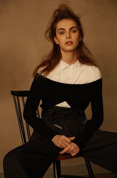 Exclusive Fashion Editorials June 2016 Anja Cihoric by Maxime Froge-4