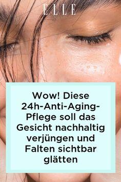 Langanhaltend glatte und straffe Haut? Diese Anti-Aging-Pflege von Cluera macht's möglich und verjüngt das Gesicht effektiv. Auf Elle.de shoppen.