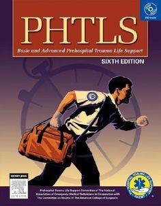PHTLS Prehospital Trauma Life Support - National Association of Emergency Medical Technicians - plaatsnr. 614.82/056 #DringendeMedischeHulpverlening #Traumatologie