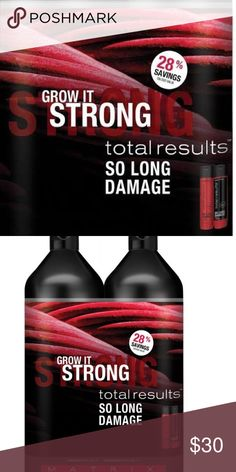 MATRIX So Long Damage Summer Hair Duo 1 Total Results So Long Damage Shampoo 1 liter 1 Total Results So Long Damage Conditioner 1 liter So Long Damage System, with Ceramide, enhances shine and helps boost hair strength to reduce breakage and allow hair to grow longer. Matrix Makeup
