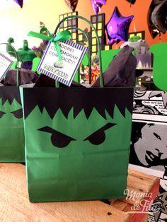 35 idéias para fazer uma festa infantil do hulk