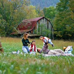 Great Smoky Mountains- Cade's Cove It doesn't get any better than this!
