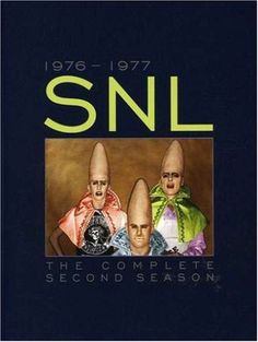Saturday Night Live: Season 2, 1976-1977 #saturdaynightlive #billmurray #universalstudios