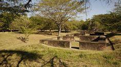 Ruins of León Viejo Nicaragua / Unesco Word Heritage List