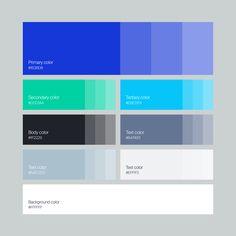 Ui export layouts 4 Blog Design, Logo Design Inspiration, App Design, Branding Design, Flat Color Palette, Colour Palettes, Ui Color, Text Color, Color Combos