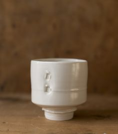 """Teabowl Edmund de Waal Please read his book """"The White Road"""" for a fascinating social and technological history of porcelain. Steve Donohue"""