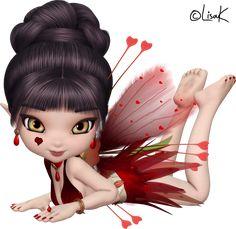 Fairy Poser Tubes | Fadas em poser | Imagens para Decoupage