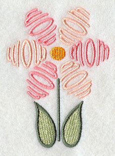 Mother's Day flower embroidery design. Bought it! Now I have to make it!
