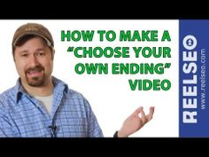 Let Viewers Choose an Ending to your Interactive Video [Creator's Tip #80] - YouTube