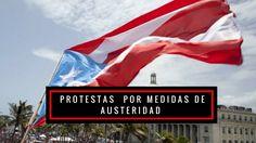 Protestas en Puerto Rico por medidas de austeridad (1 de Mayo) https://youtu.be/5IpDXbI3BsY via @YouTube