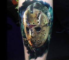 Paul Acker is Philadelphia's resident master of horror and we love everything about it. As the owner of the Deep Six Tattoo Laboratory in Philly, Paul Acker has Tattoo Henna, Sick Tattoo, 3d Tattoos, Sexy Tattoos, Body Art Tattoos, Tattoos For Guys, Cool Tattoos, Tattoo Baby, Tattoo Life