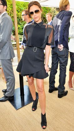 October 23, 2013 | From the street to the red carpet, see Victoria Beckham's most stylish looks ever.