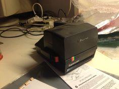 La Polaroid...
