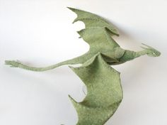 Plush Poseable Dragon PATTERN (PDF) (RESERVED) via Etsy