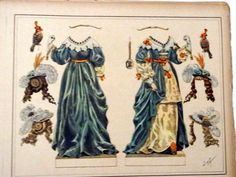 Belles Dames en Grande Toilette : Lot 156